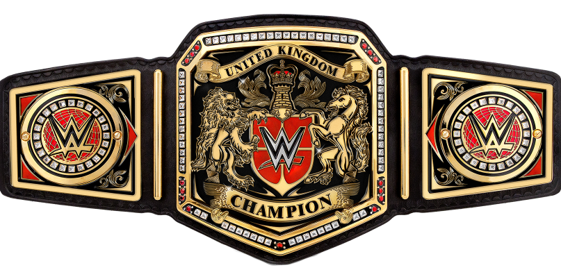 NXT UK Championship/Champion gallery