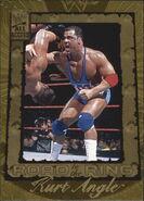 2002 WWF All Access (Fleer) Kurt Angle 91