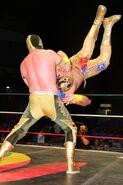 CMLL Martes Arena Mexico (January 8, 2019) 1