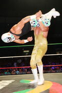 CMLL Super Viernes (June 8, 2018) 5