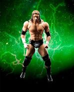 HHH - WWE S.H. Figuarts Series 1