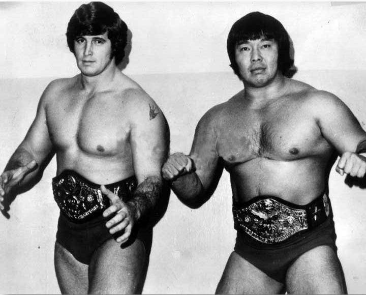 Tony Garea & Dean Ho