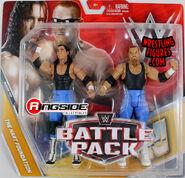 WWE Battle Packs 47 Hart Foundation