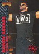 1999 WCW-nWo Nitro (Topps) Randy Savage 40
