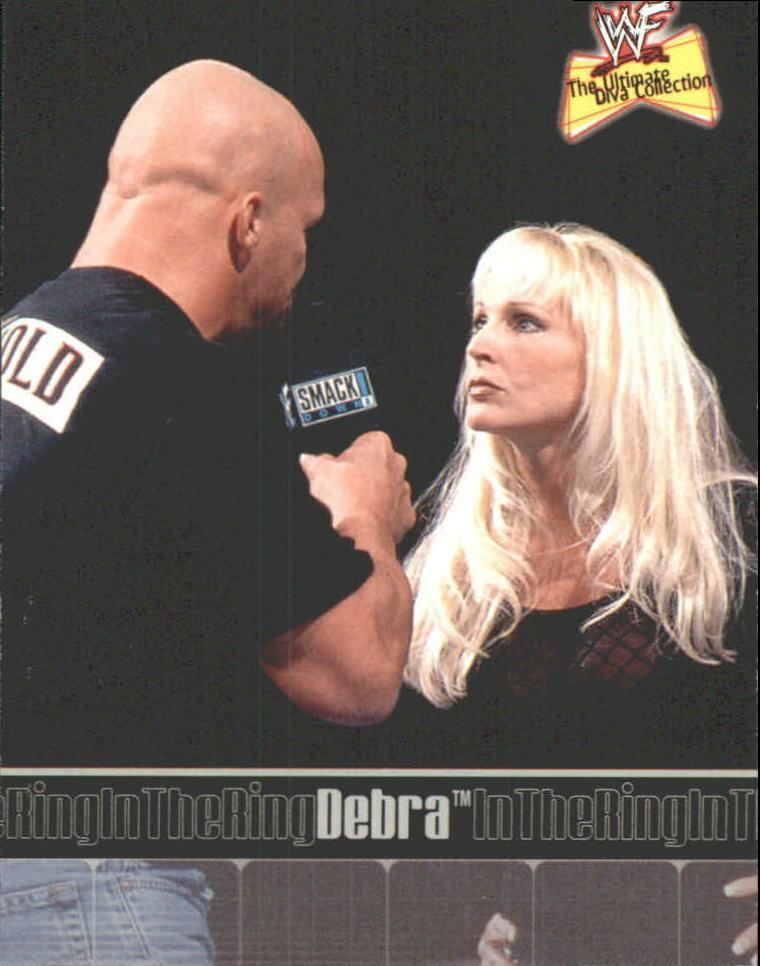 2001 WWF The Ultimate Diva Collection (Fleer) Debra (No.66)