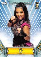 2019 WWE Women's Division (Topps) Xia Li 49