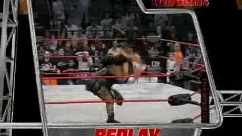 TNA Awesome Kong Wins The Women's Title