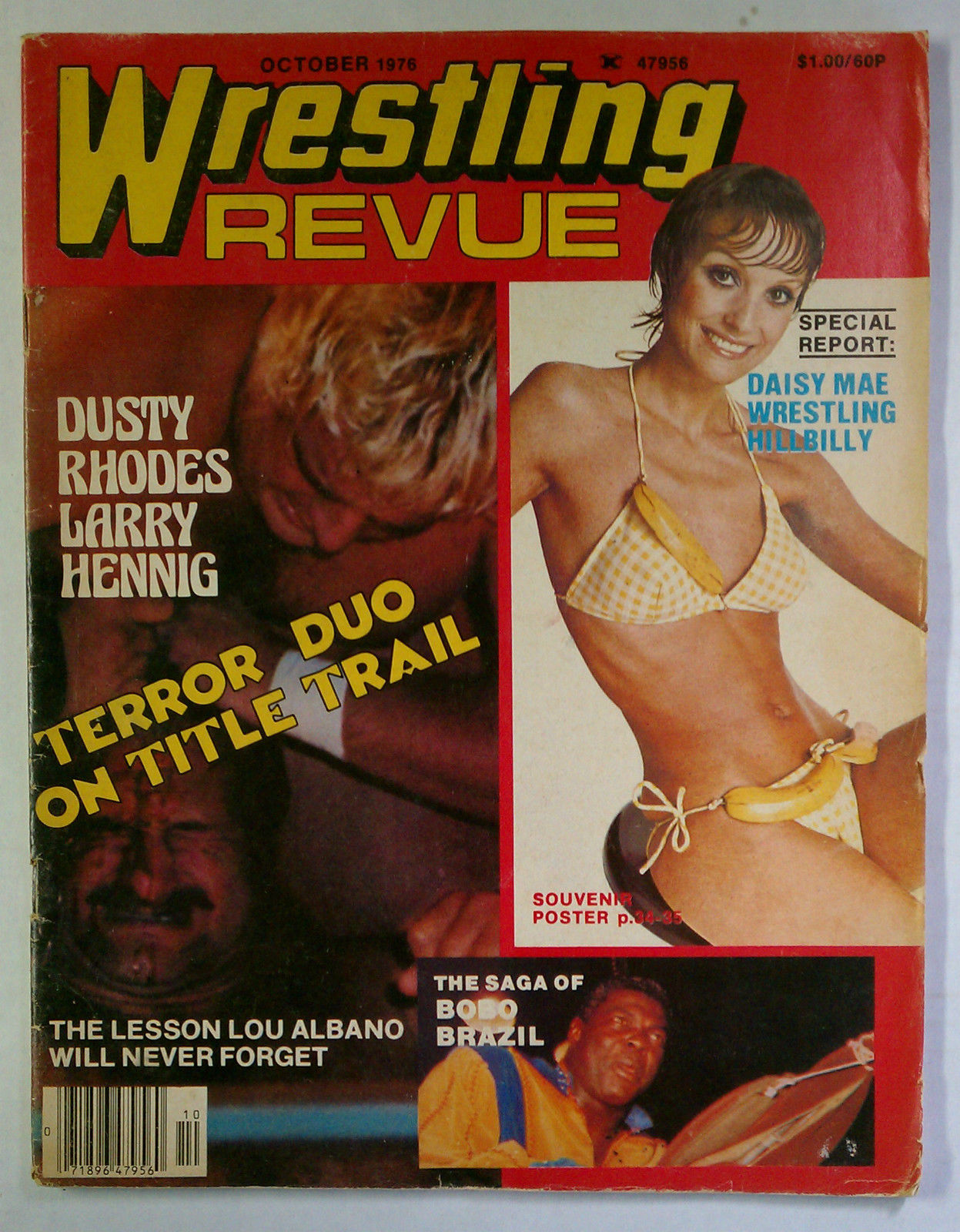 Wrestling Revue - October 1976