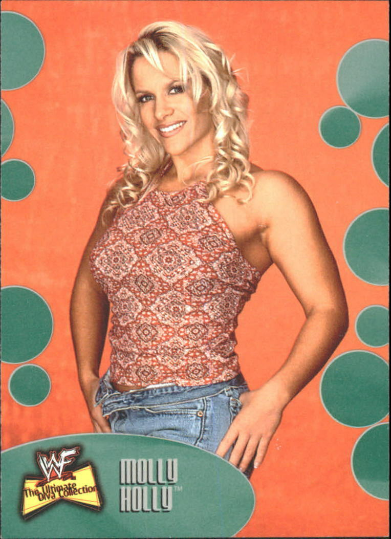 2001 WWF The Ultimate Diva Collection (Fleer) Molly Holly (No.20)