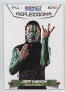 2012 TNA Impact Wrestling Reflexxions Trading Cards (Tristar) Jeff Hardy 71