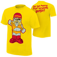 Hulk Hogan Eat Your Brains, Brother T-Shirt