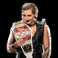 Rhea Ripley Raw Champ