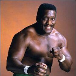 Wrestler aus der Karibik