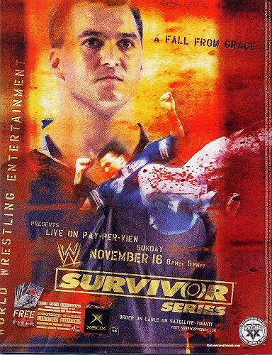 Survivor Series 2003