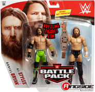 WWE Battle Packs 64 Daniel Bryan & AJ Styles
