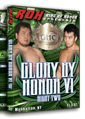 ROH Glory by Honor VI (Night Two)