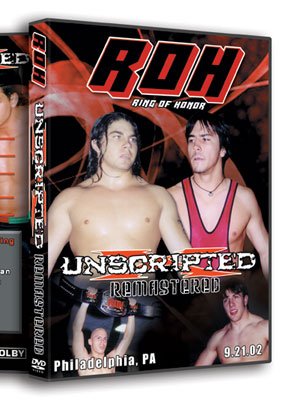 ROH Unscripted
