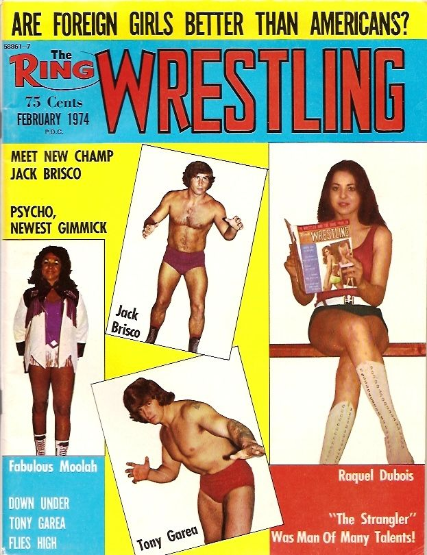 The Ring Wrestling - February 1974