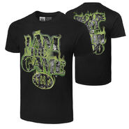 Triple H I Am The Game Retro T-Shirt