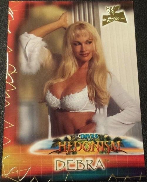 2001 WWF The Ultimate Diva Collection (Fleer) Debra (No.96)