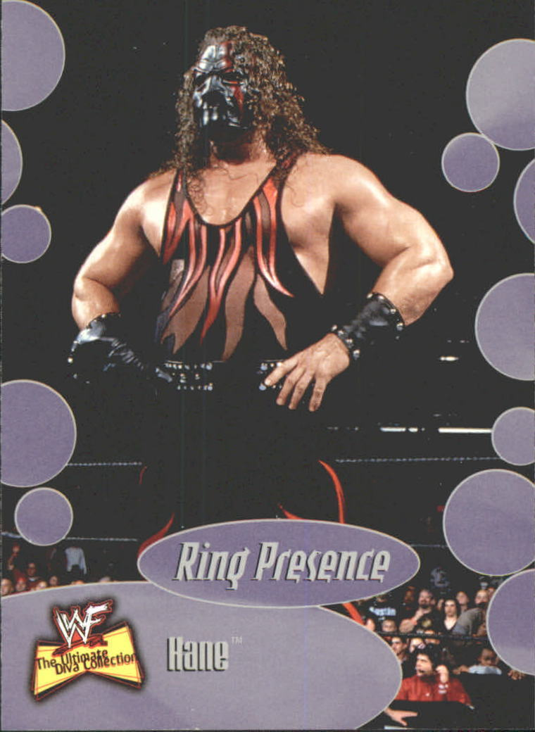 2001 WWF The Ultimate Diva Collection (Fleer) Kane (No.65)