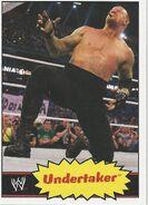 2012 WWE Heritage Trading Cards Undertaker 42