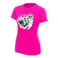 Dolph Ziggler Should Be Me Women's Authentic T-Shirt
