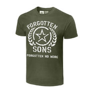 Forgotten Sons Forgotten No More Authentic T-Shirt
