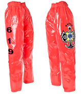 Rey Mysterio Red Youth Replica Pants