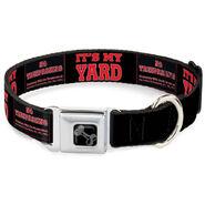 Undertaker It's My Yard Dog Collar