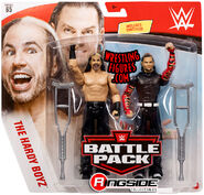 WWE Battle Packs 65 The Hardy Boyz