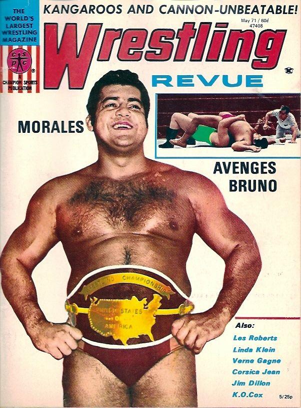 Wrestling Revue - May 1971