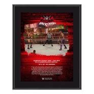Damian Priest WrestleMania Backlash 2021 10x13 Commemorative Plaque
