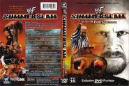 SummerSlam 1999 DVD