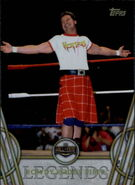 2018 Legends of WWE (Topps) Rowdy Roddy Piper 43