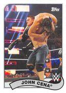 2018 WWE Heritage Wrestling Cards (Topps) John Cena 36