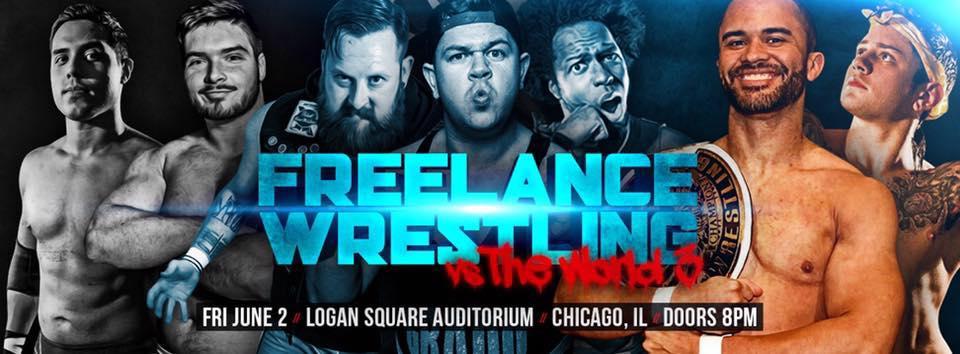 FW Freelance Wrestling Vs. The World - 3rd Anniversary