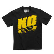 Kevin Owens KO Show Youth Authentic T-Shirt