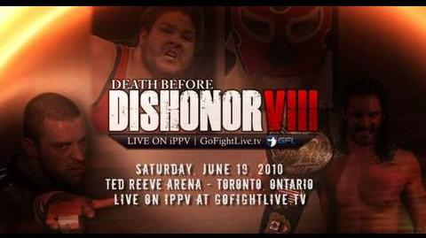 ROH Death Before Dishonor VIII iPPV - The Final Word