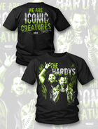 The Hardys We Are Iconic Creatures T-Shirt