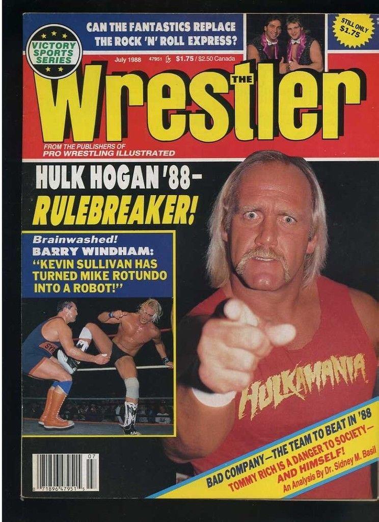 The Wrestler - July 1988