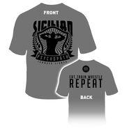 Tommaso Ciampa Sicilian Psychopath T-Shirt