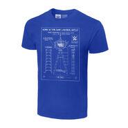 Money In The Bank 2020 Blueprint T-Shirt
