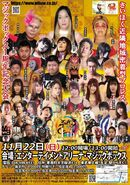 Pro Wrestling Magic Box 1st Anniversary