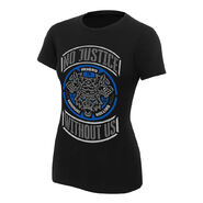 The Shield No Justice Without Us Special Edition Women's T-Shirt