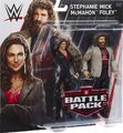 WWE Battle Packs 49 Mick Foley & Stephanie McMahon
