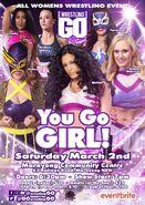 Wrestling GO You Go Girls