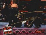 2001 WWF RAW Is War (Fleer) Ivory (No.16)