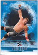 2017 WWE Undisputed Wrestling Cards (Topps) John Cena 1