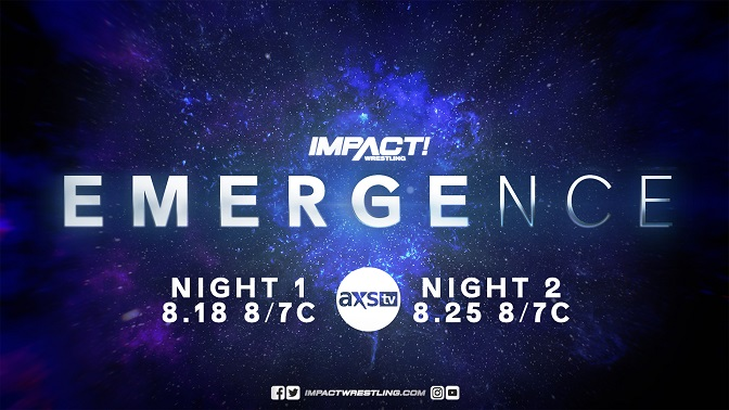 August 18, 2020 iMPACT! results